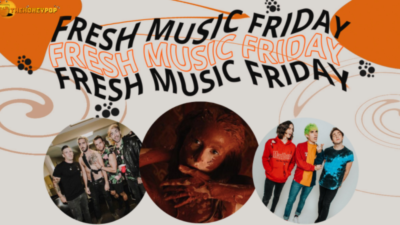 Fresh Music Friday — All Time Low, Hayley Williams, Waterparks … AND MORE!