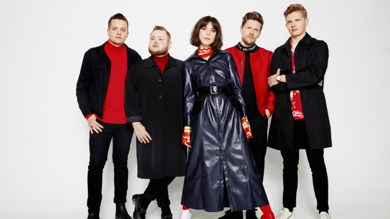 Of Monsters And Men Cover Post Malone's 'Circles'