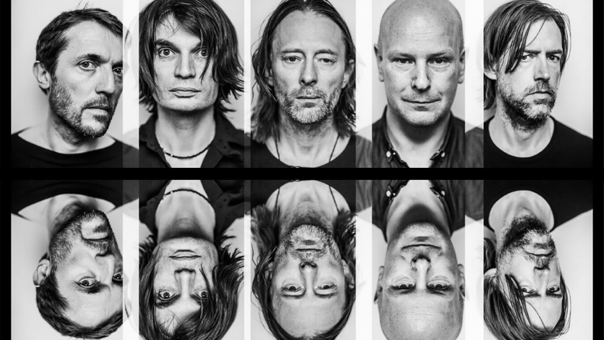 Radiohead Have Unveiled A Public Library Of Their Entire Archive and We Are Screaming!
