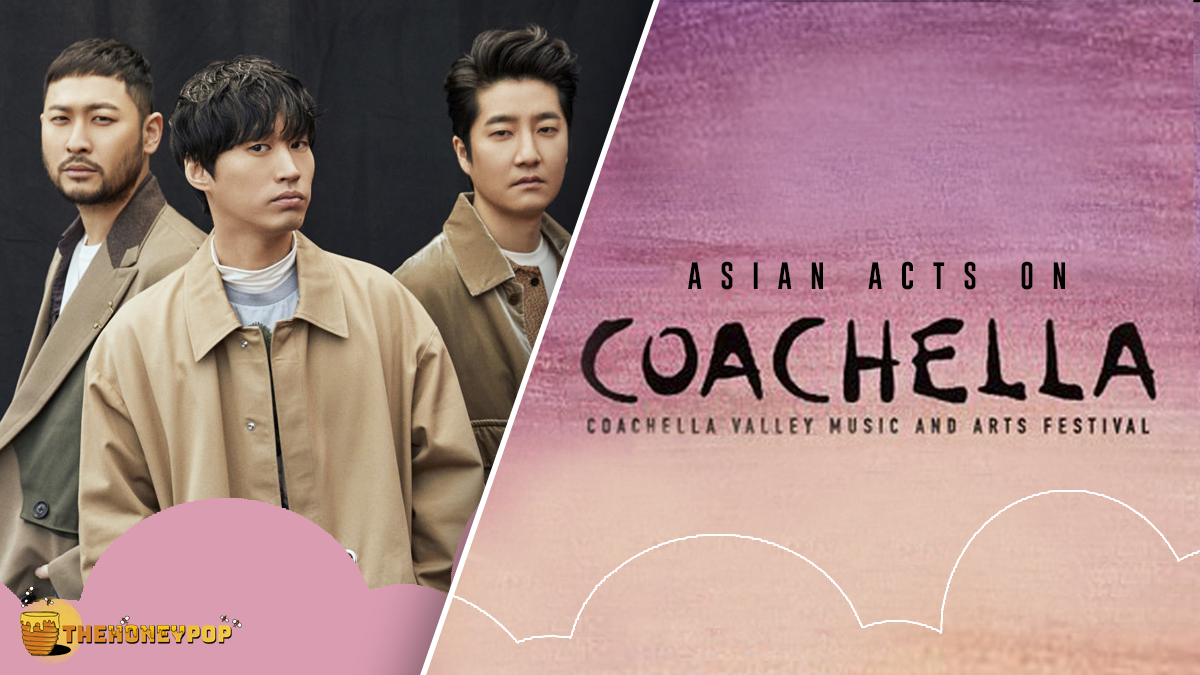 Asian Acts Bring Diversity To The Coachella 2020 Lineup