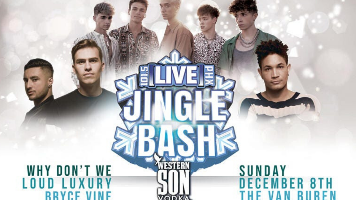 Live 101.5 Jingle Bash 2019 Review!