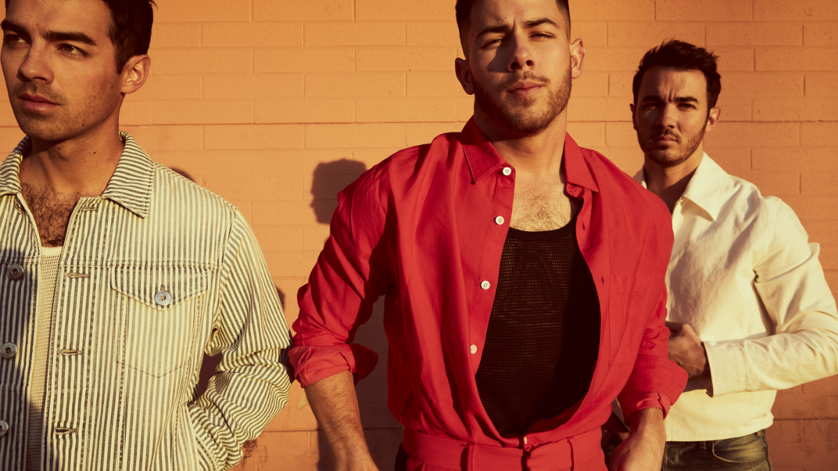 The Jonas Brothers Are Back to Tell You 'What A Man Gotta Do' to Get the Girl