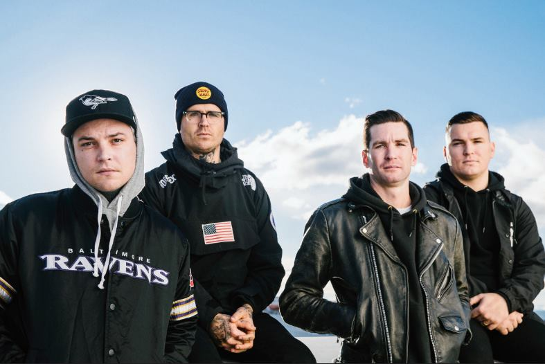 The amity affliction promo