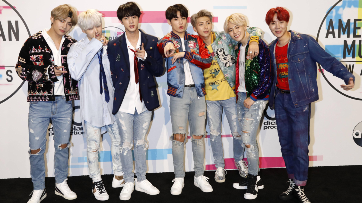 Everybody say 'ON' with  new BTS Album 'Map of the Soul: 7'!