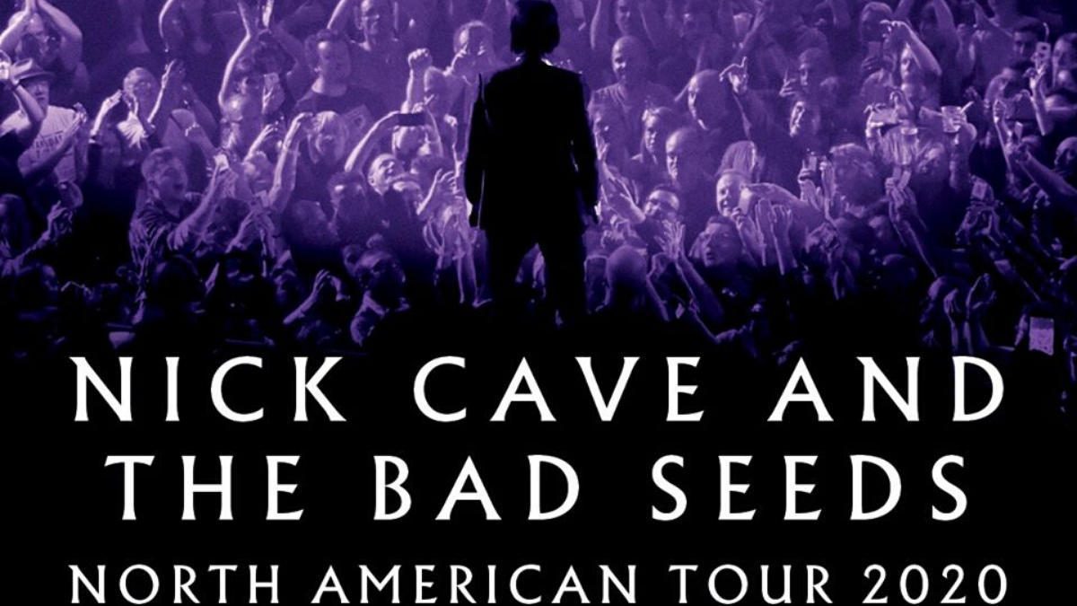 Coming Soon To A City Near You: Nick Cave and The Bad Seeds