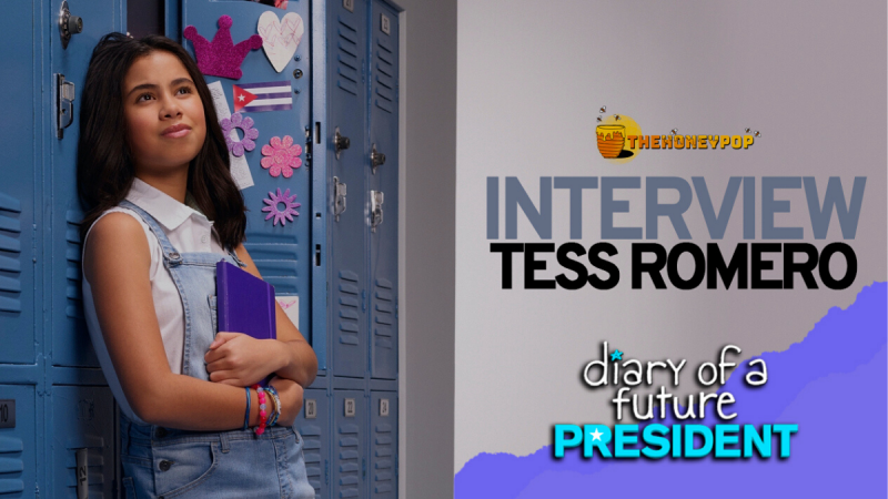 Interview: The Future's Bright For Tess Romero and We Got to Ask Her All About It