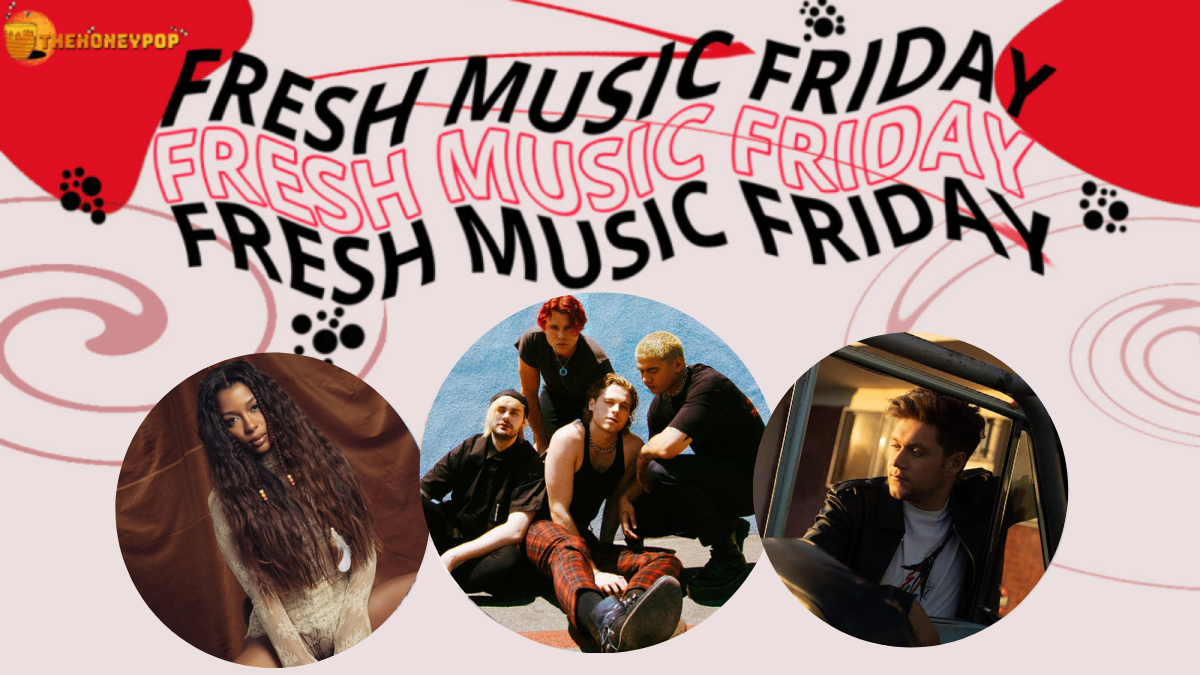 Fresh Music Friday: 5 Seconds of Summer, Niall Horan, Victoria Monet and MORE!