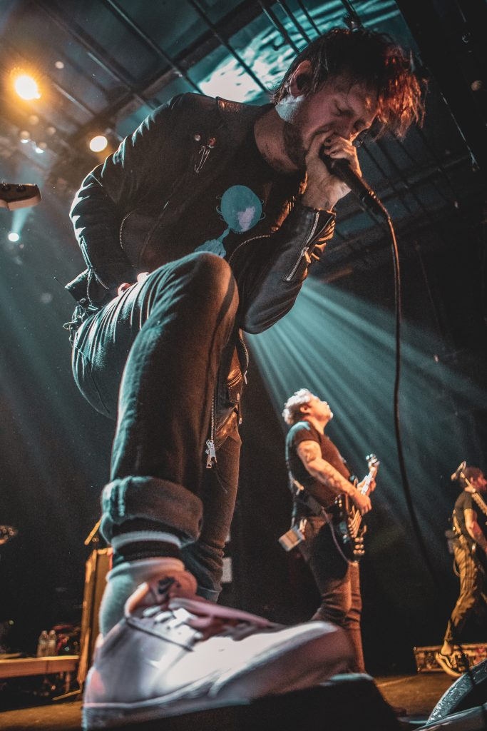 While She Sleeps in New York