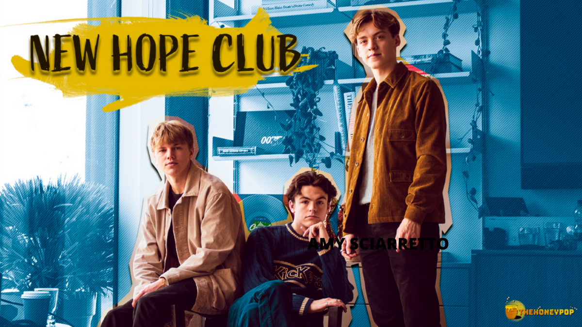 Welcome To The Club: We Got Permission To Ask New Hope Club Our Burning Questions! EXCLUSIVE