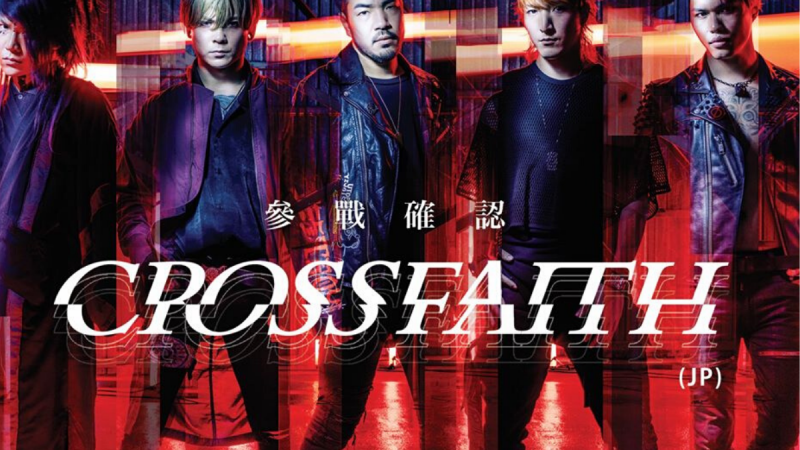 Crossfaith Has Our Endorphins Raging With This Rockin Release