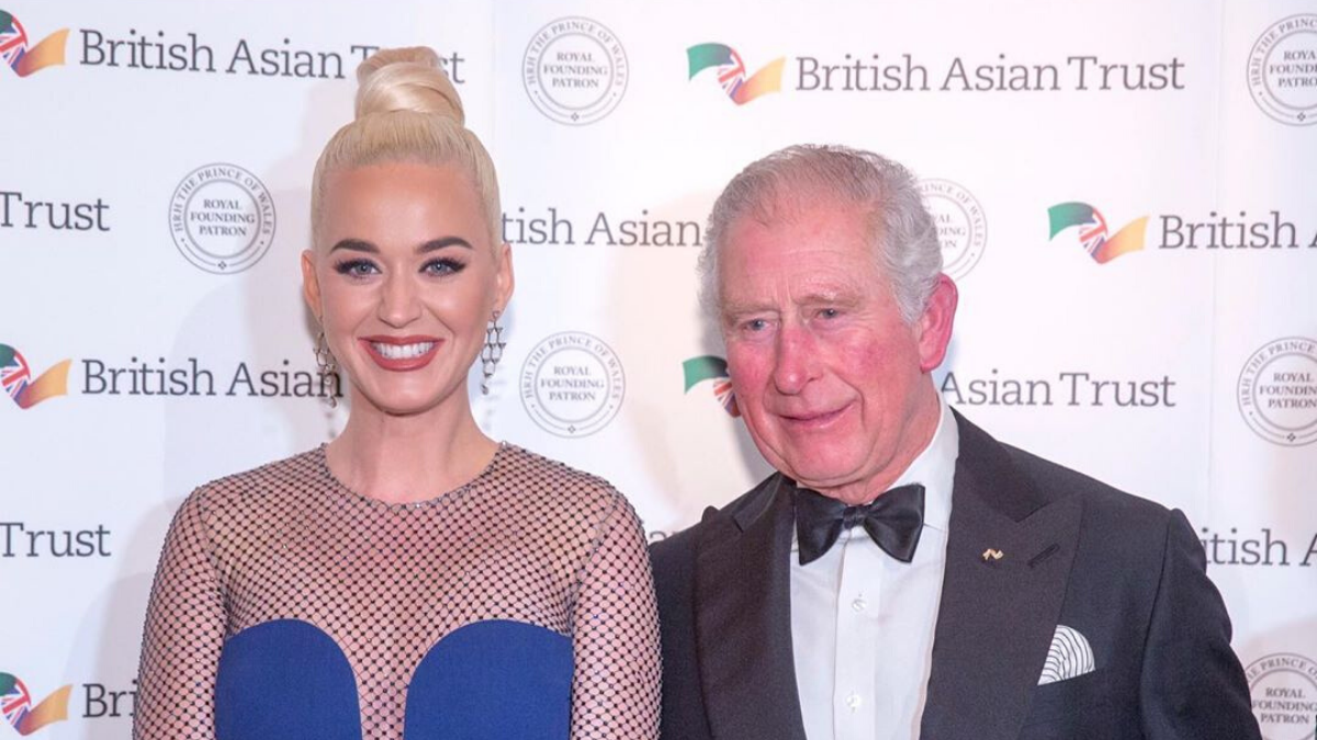 The British Asian Trust Has a New Ambassador, Katy Perry