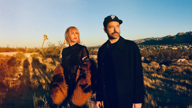 We're Putting This Phantogram Single On A 'Pedestal'