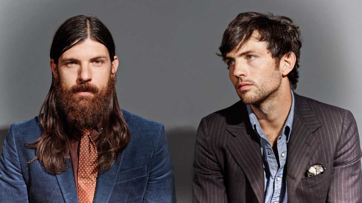 The Avett Brothers Have Us 'Swept Away' With Musical Artwork