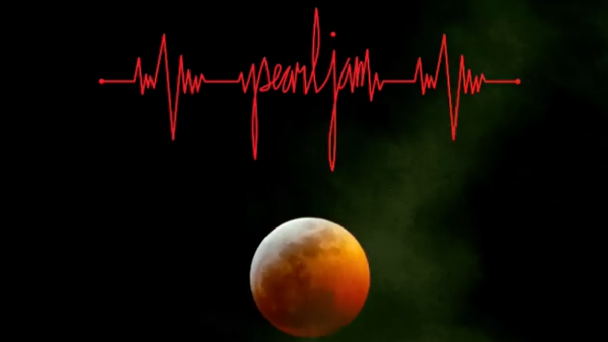 Pearl Jam Making a Cosmic Boom with 'Superblood Wolfmoon'