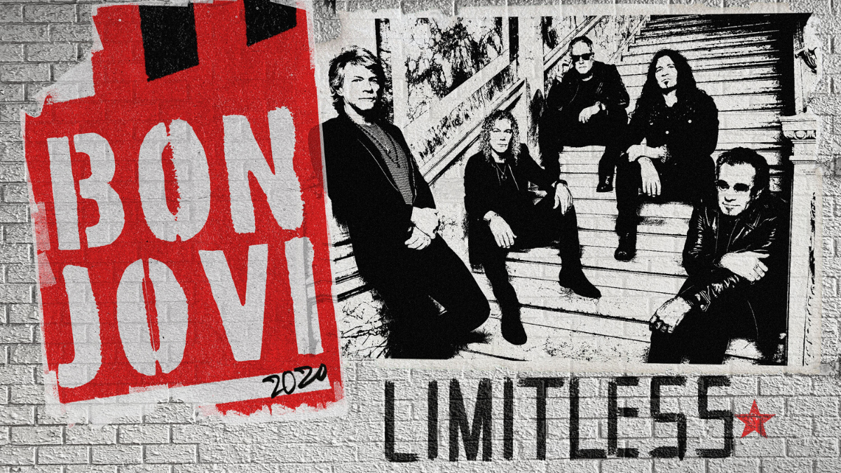 Bon Jovi proves their music is 'Limitless' with new single