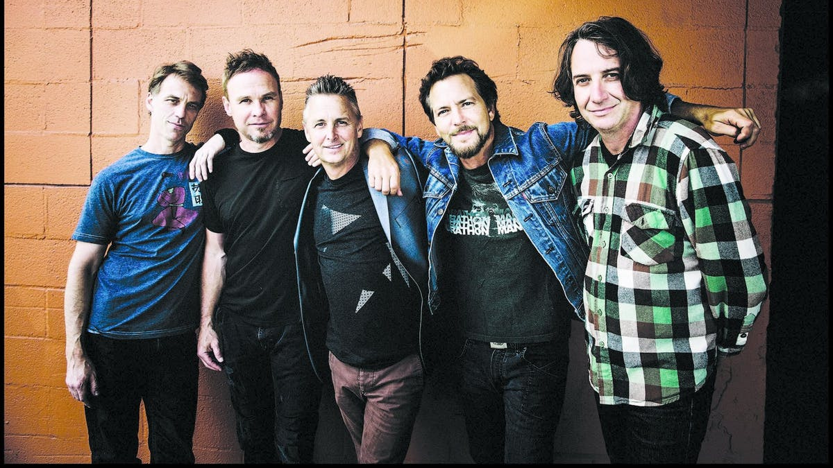 Come See Into the Future With Pearl Jam and 'Dance Of The Clairvoyants'