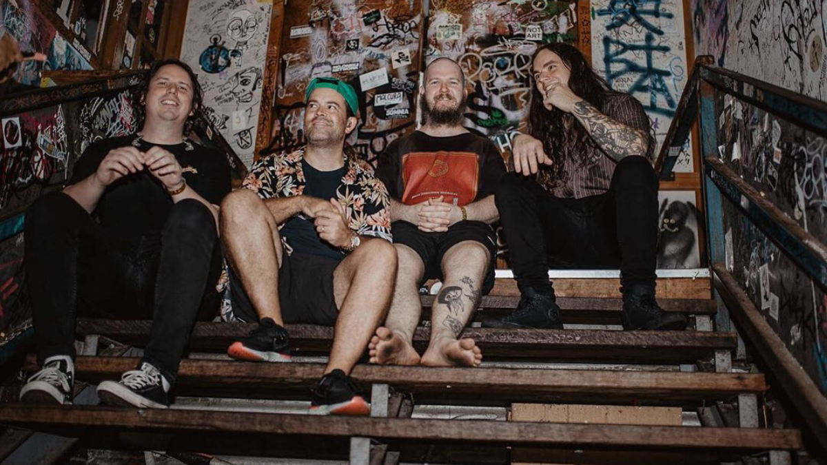 You'll Feel Like 'Everything Is A-OK' After Listening to the New Violent Soho Album