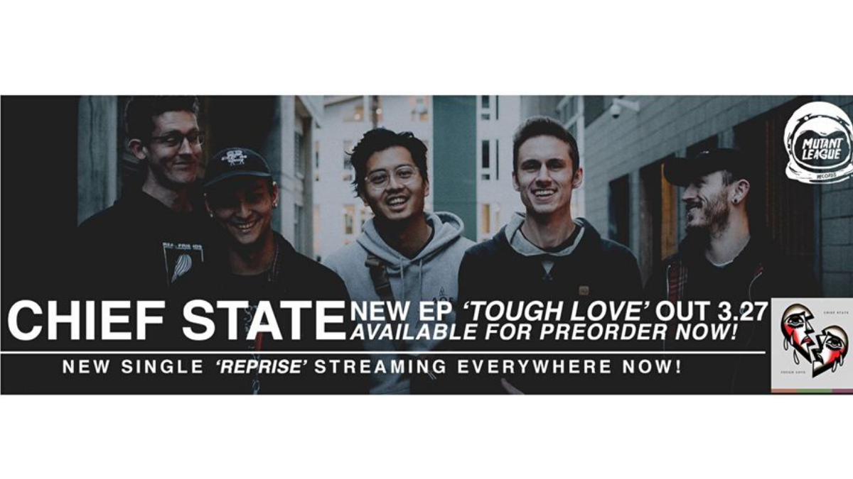 Posi-Babes Chief State Release Single 'Reprise'
