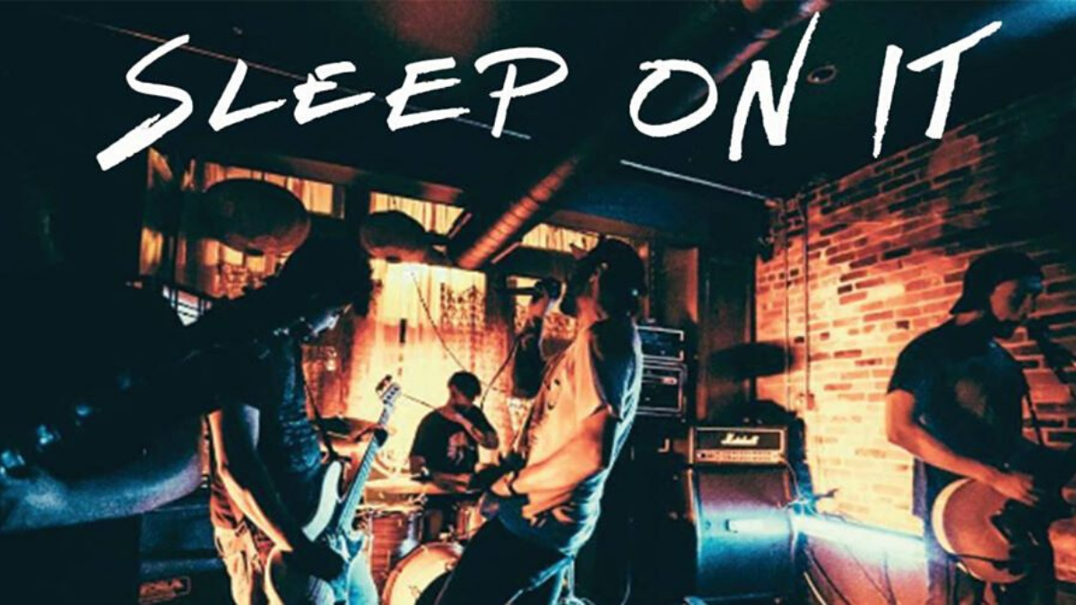 We Vote Sleep On It's Song 'Falling Further Faster' ROCKS.