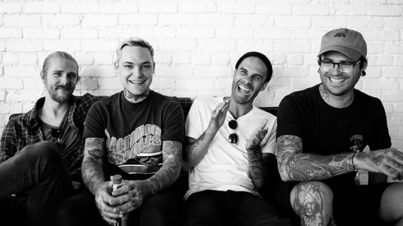Amity Affliction Has Released 'Forever' And Quite Frankly That's How Long We'll Be Loving Them