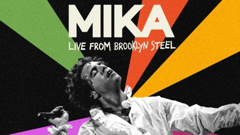 Steel Yourself – Mika Has Released A Live Version of Tomorrow