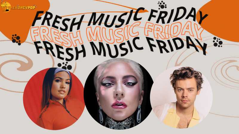 Fresh Music Friday — Lady Gaga, Mabel, Jonas Blue & More!