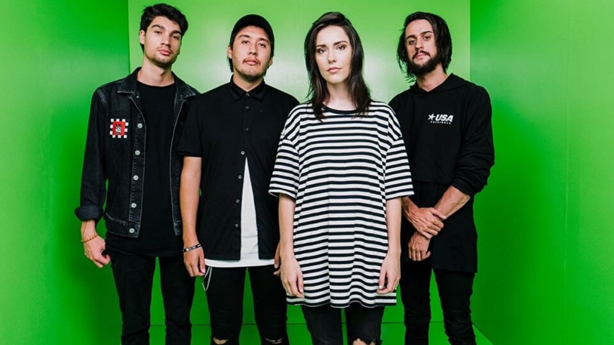 Don't tell us to 'Shh!' Stand Atlantic has a new single