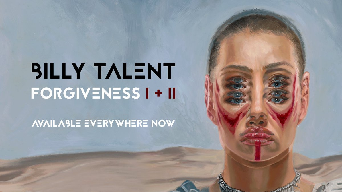 Billy Talent releases short film 'Forgiveness II'