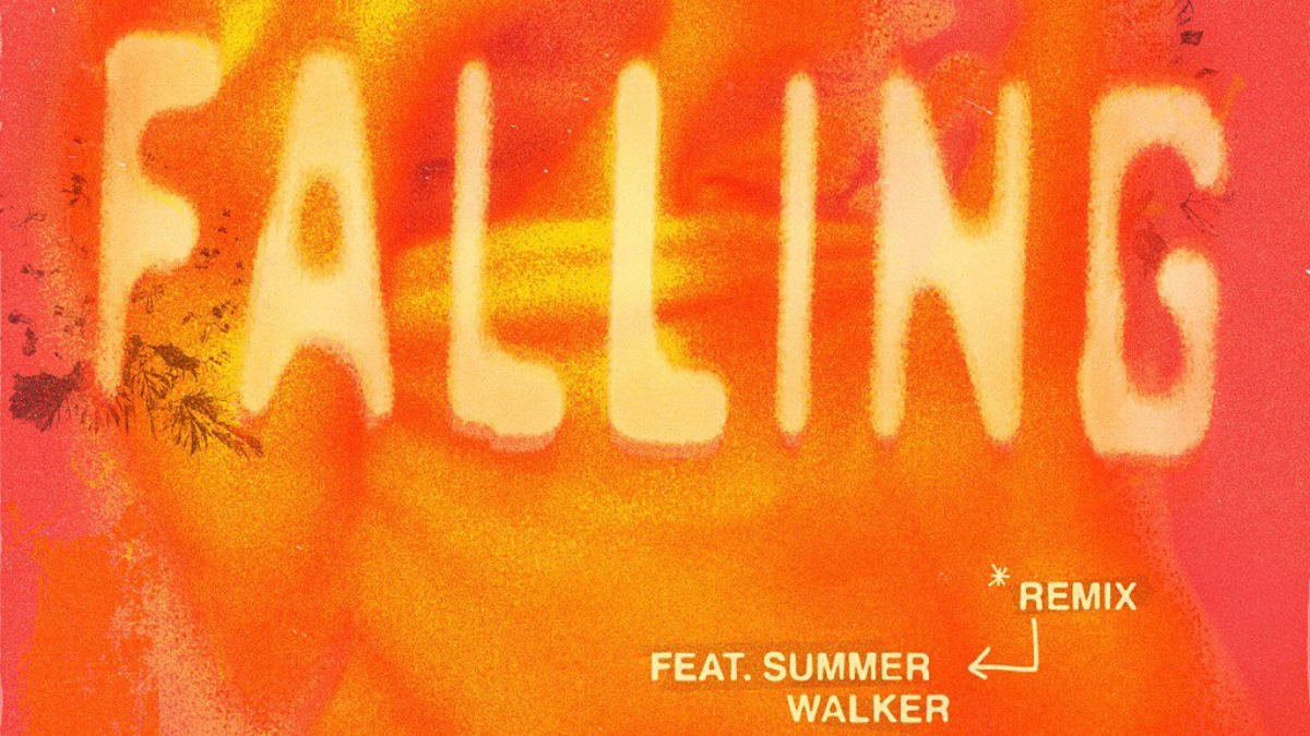 Trevor Daniel Keeps Us 'Falling' With the New Remix Featuring Summer Walker