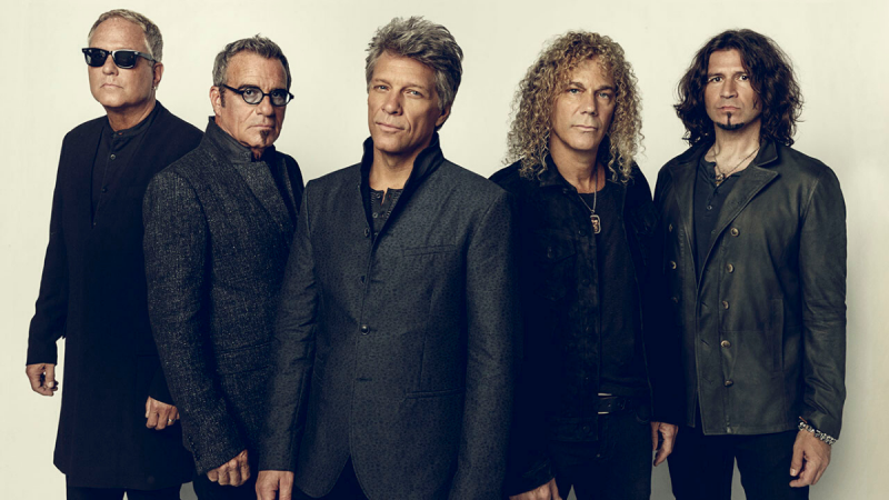 Creativity Is 'Limitless' When It Comes To Bon Jovi