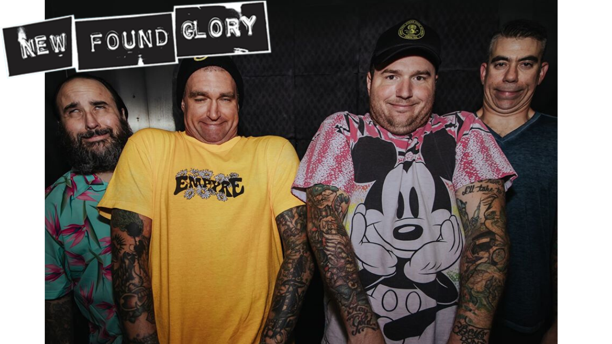 'The Greatest Of All Time': New Found Glory