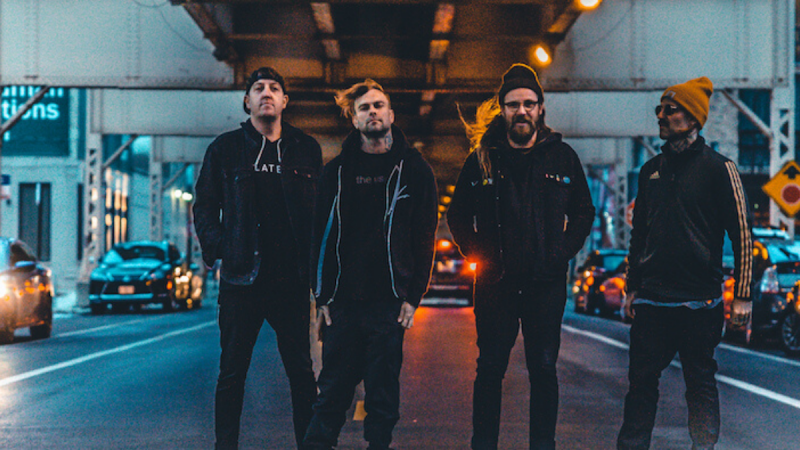 The Used: Making Our 'Heartwork' Overtime With New Single