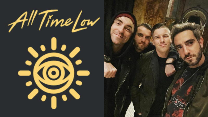 Wake Up Sunshine Because All Time Low is back!!