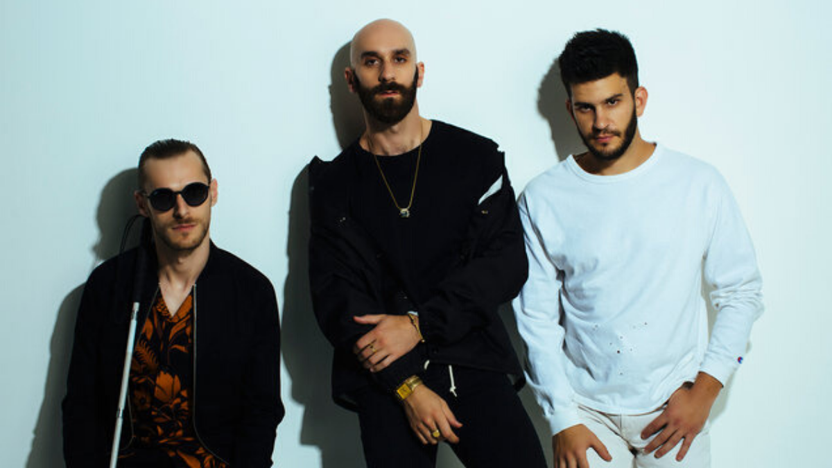 X Ambassadors Are Diving Into The 'Great Unknown'