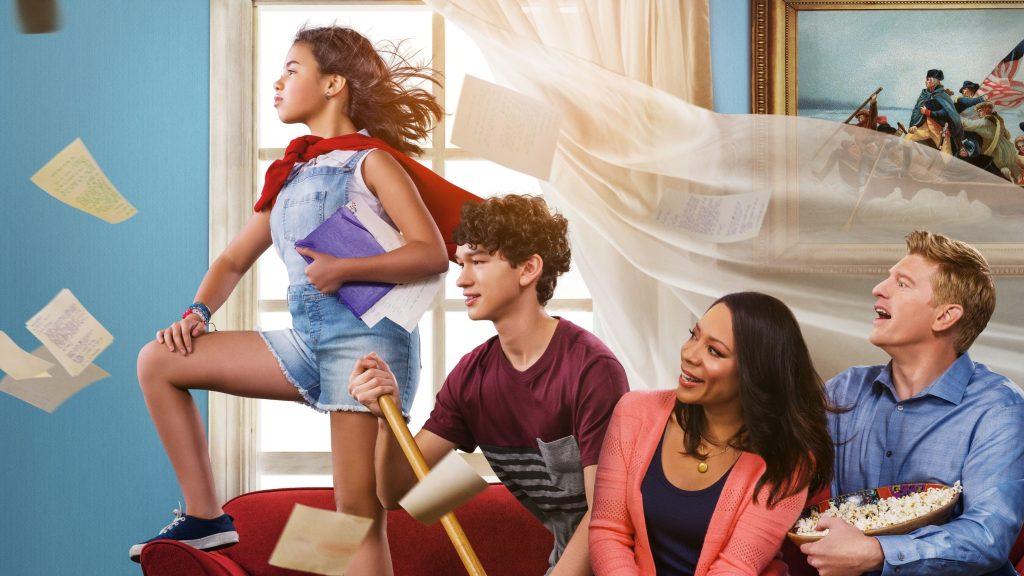 Diary of a Future President Disney+ Tess Romero