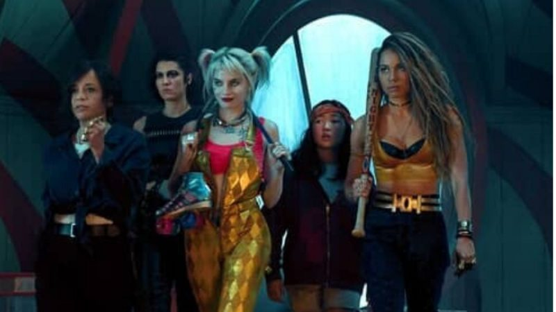 "'Birds of Prey"" Is Molting A New Name"