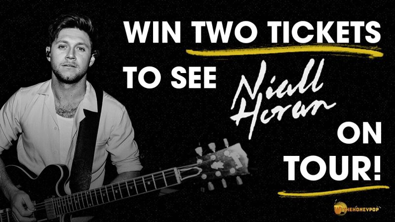We're Putting a Little Love on You by Giving Away a Pair of Tickets to See Niall Horan on His 'Nice To Meet Ya' Tour!