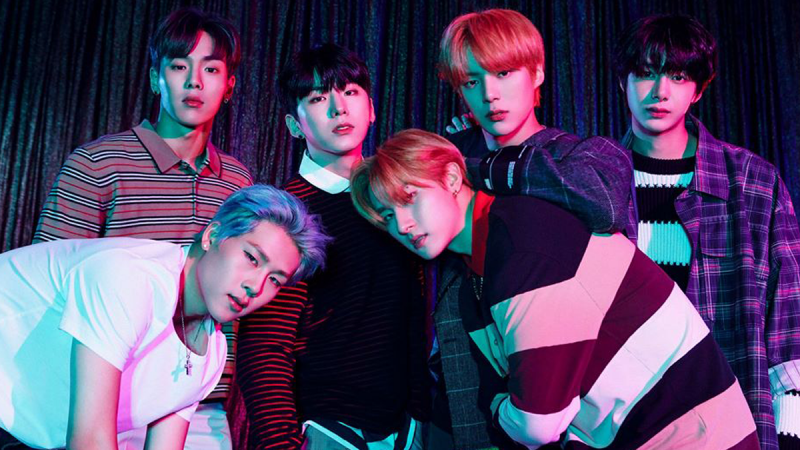 Monsta X show us true love with All About Luv