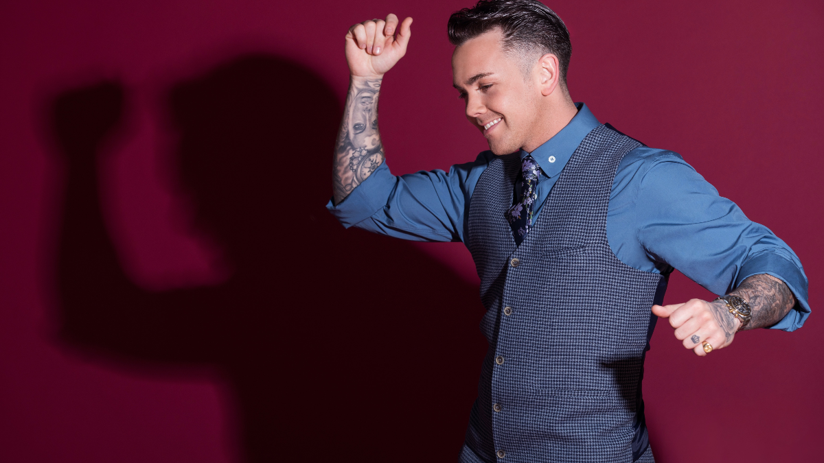 Ray Quinn is back with 'Undeniable'!