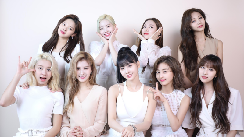 TWICE have exciting things coming up in the future…