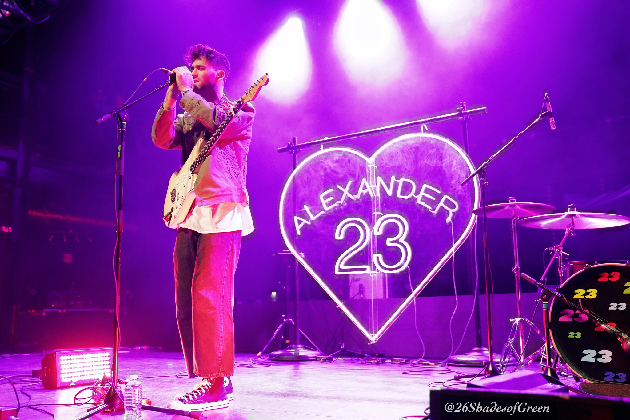 Chelsea Cutler + Alexander 23 & X Lovers - Terminal5 NYC - March 3rd, 2020