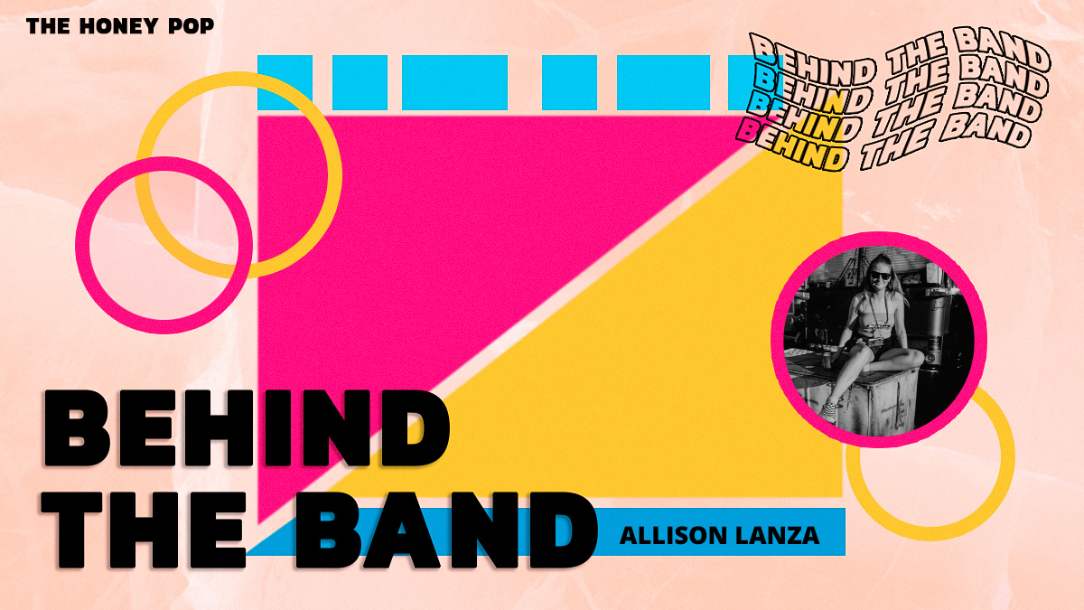 Behind the Band: Allison Lanza