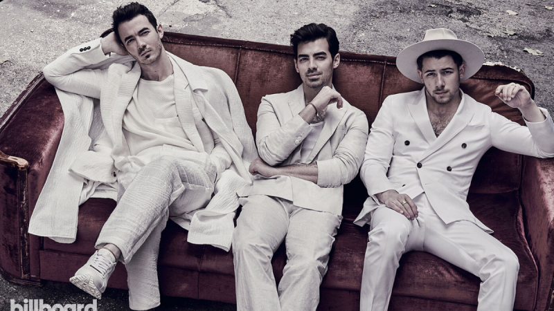 Gear Up Those Spotify's Because We're Bringing You The Ultimate Jonas Brothers Playlist