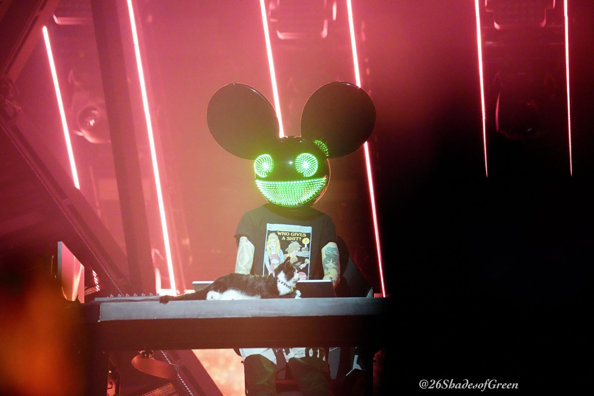 Deadmau5 + Lights - Brooklyn, NY - February 9th