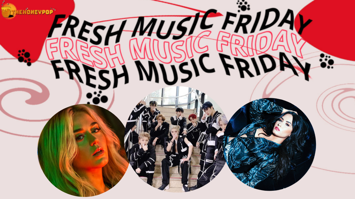 Fresh Music Friday: Katy Perry, NCT 127 Demi Lovato, and MORE!