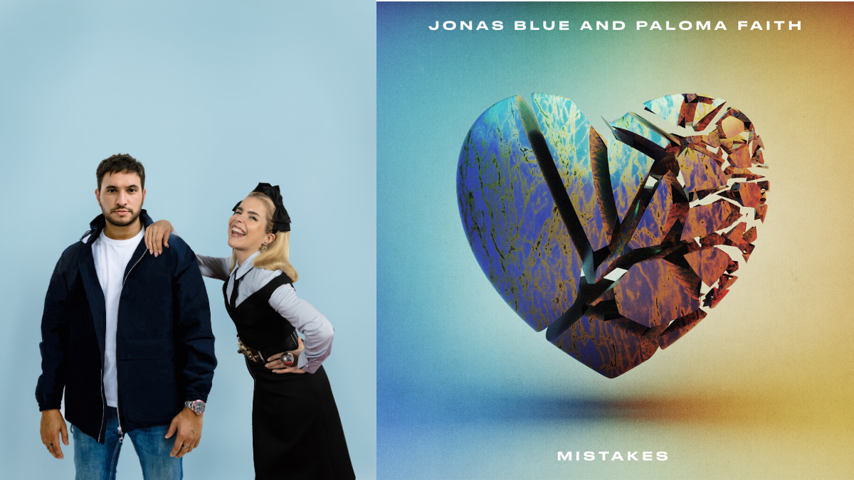 No 'Mistakes' Here, Jonas Blue And Paloma Faith Released a Banger