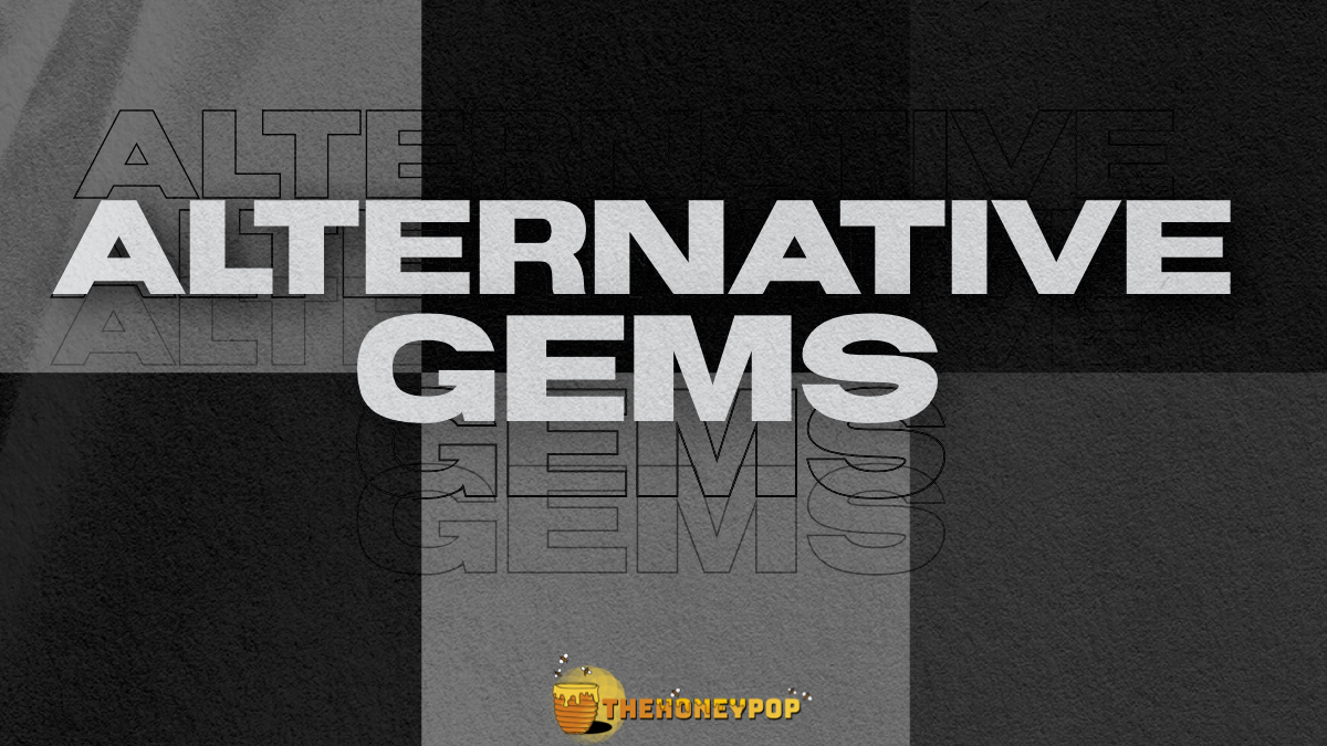 Alternative Gems — Our Hot Picks From The Alt Genres!