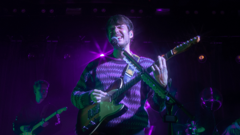 Rex Orange County Had Everyone In Austin Wrapped Around His Finger