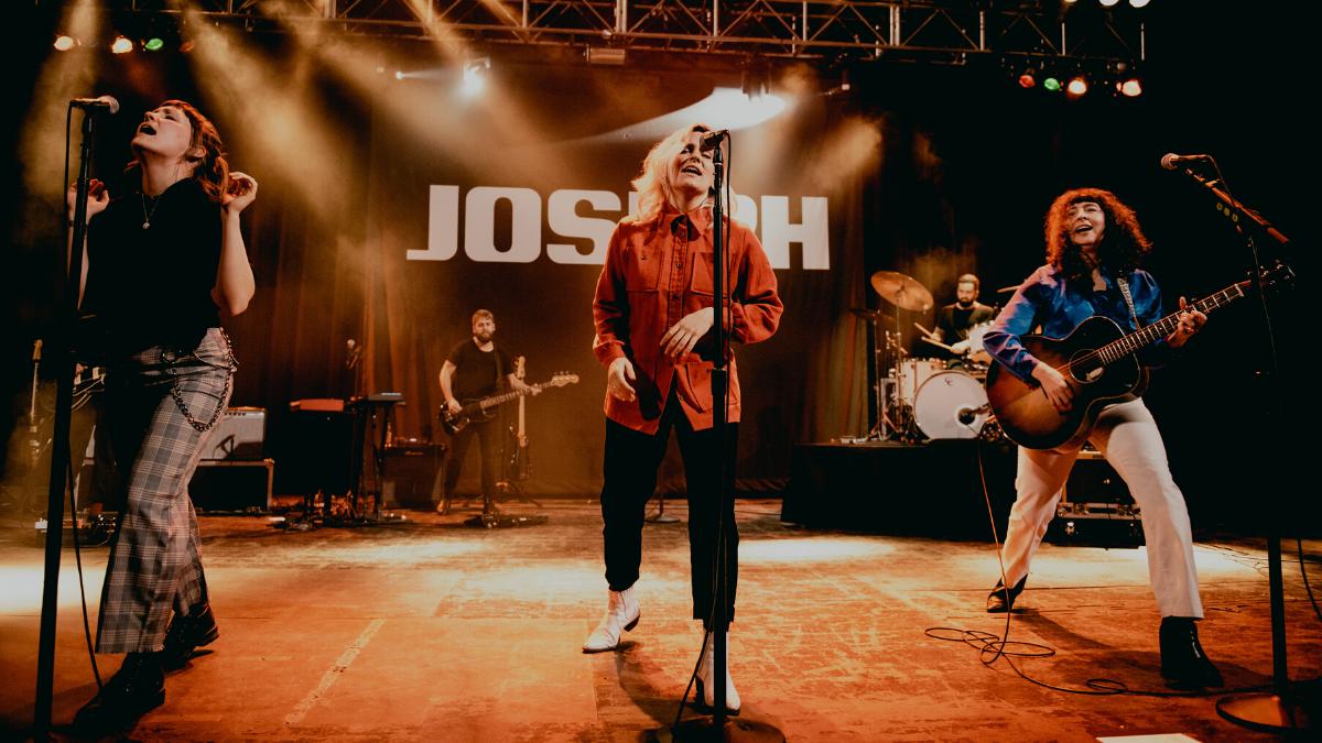 Joseph Brought The House Down In San Antonio