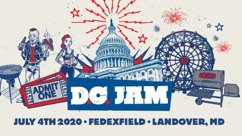 Foo Fighters D.C. Jam